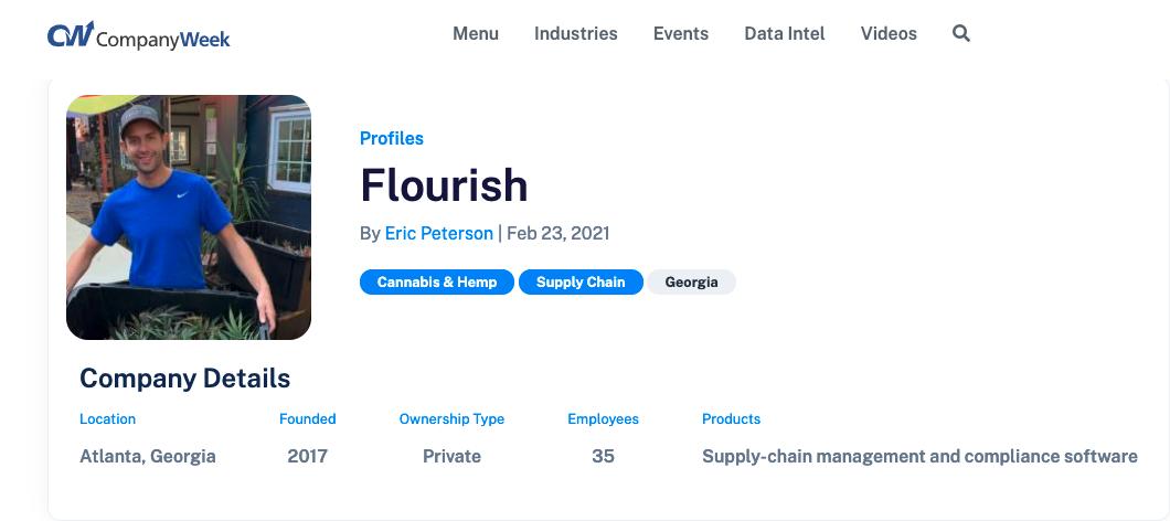 Flourish on Company Week