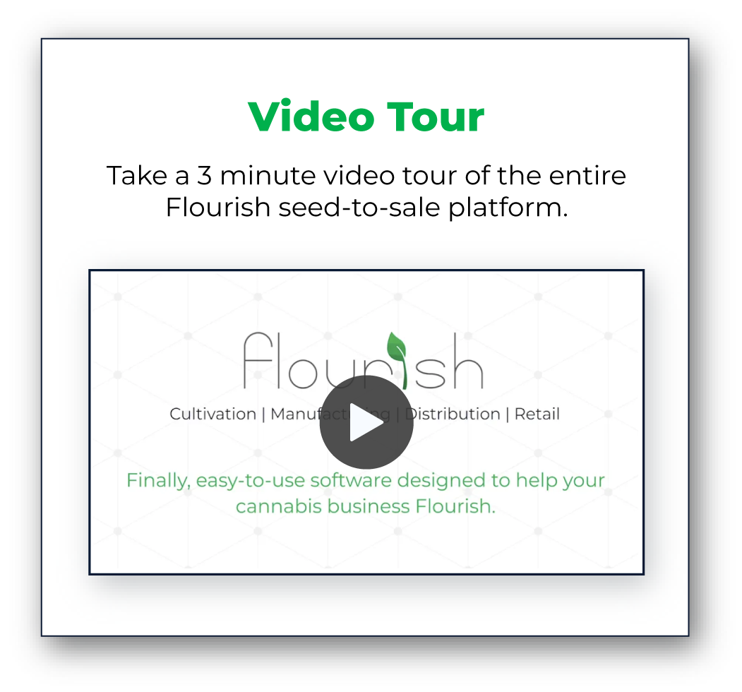 Flourish_Seed to Sale Software_Video Demo