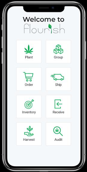 Flourish Software Mobile App